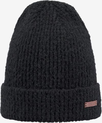 Barts Mütze 'Lennon' in braun / schwarz, Produktansicht
