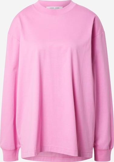 Samsoe Samsoe T-shirt 'Chrome' i rosa, Produktvy