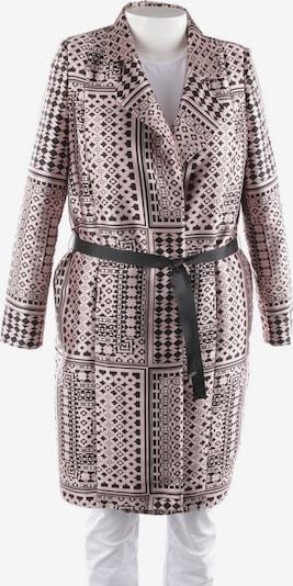 IVI collection Mantel in L in rosa / schwarz, Produktansicht
