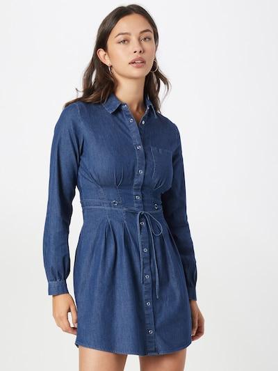 Pimkie Kleid 'DVANINA' in blue denim, Modelansicht