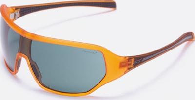 Formula 1 Eyewear Sonnenbrille in orange / dunkelrot, Produktansicht