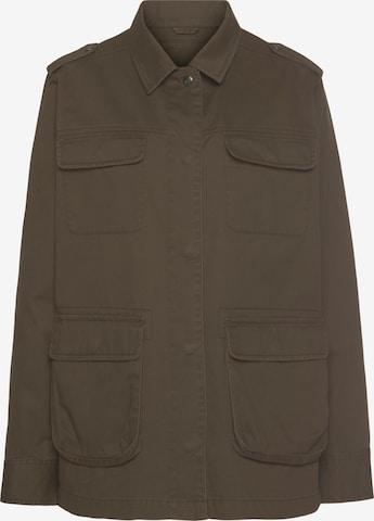 LASCANA Between-Season Jacket in Green