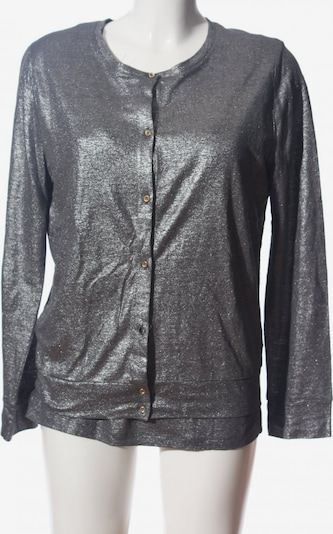 PETIT BATEAU Pullover Twin Set in M in silber, Produktansicht