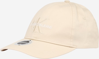 Calvin Klein Jeans Cap in beige, Produktansicht