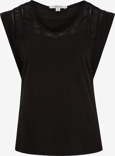 Ci comma casual identity T-Shirt in schwarz, Produktansicht