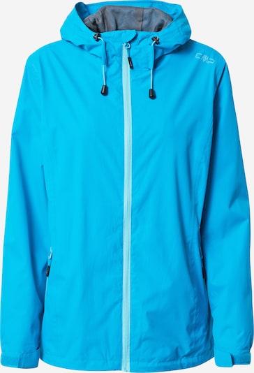 CMP Outdoorjas in de kleur Blauw, Productweergave