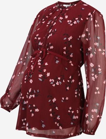 Camicia da donna 'Gilmer' di Noppies in rosso