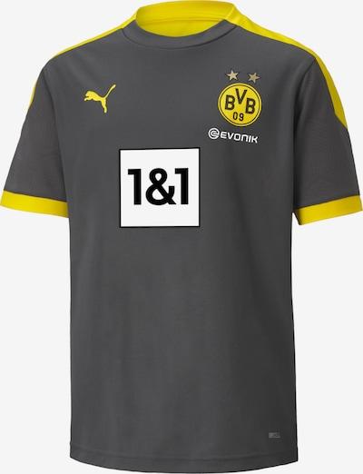 PUMA T-Shirt in gelb: Frontalansicht