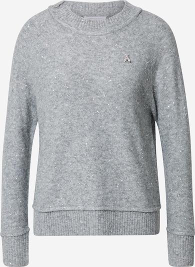 PATRIZIA PEPE Sweater 'Maglia' in grey mottled, Item view