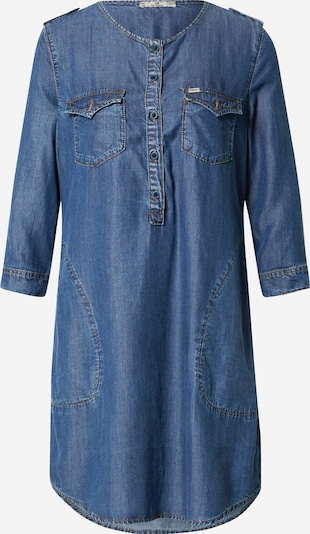 LTB Kleid 'ELORA' in blue denim, Produktansicht