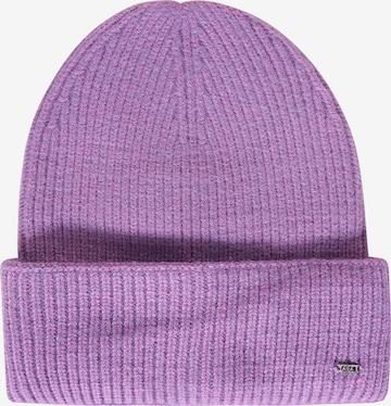 CECIL Beanie in Purple