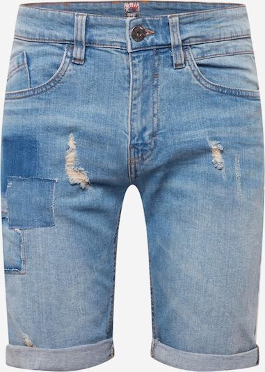 INDICODE Jeans 'Roberts' in Blue denim, Item view