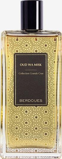 Berdoues Eau de Parfum  'Wa Misk' in transparent, Produktansicht