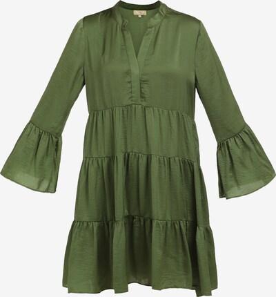 MYMO Kleid in oliv, Produktansicht