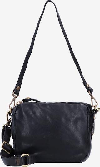 Campomaggi Schultertasche in schwarz, Produktansicht