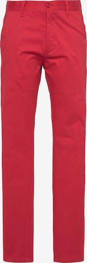 DreiMaster Maritim Chino in de kleur Rood, Productweergave