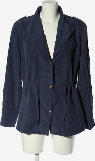 Fräulein Stachelbeere Blusenjacke in M in blau, Produktansicht