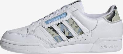 ADIDAS ORIGINALS Nízke tenisky 'Continental 80' - pastelovo modrá / pastelovo zelená / biela, Produkt