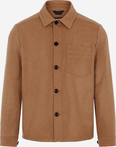 J.Lindeberg Overhemd in de kleur Bruin, Productweergave