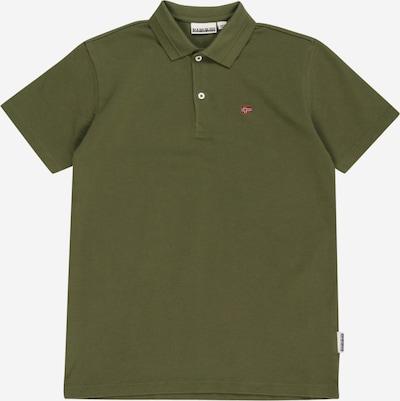 NAPAPIJRI T-Shirt 'EALIS' en vert, Vue avec produit