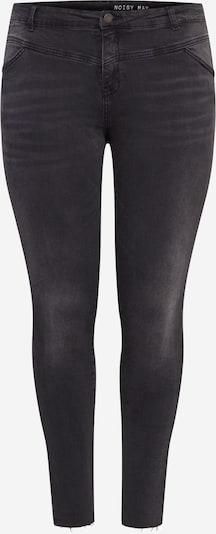 Noisy May Curve Jeans in grey denim, Produktansicht
