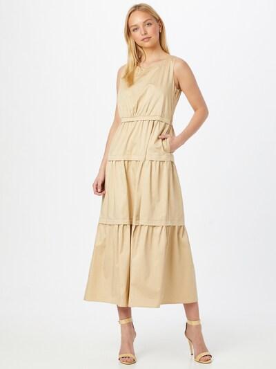 Rochie de vară APART pe bej, Vizualizare model
