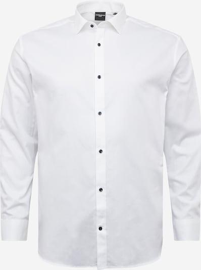 Jack & Jones Plus Hemd 'Blamix' in weiß, Produktansicht
