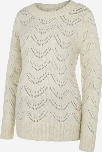 MAMALICIOUS Sweater in Off white, Item view