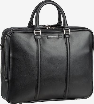 MANDARINA DUCK Aktentasche ' Times  KMC02 ' in schwarz, Produktansicht