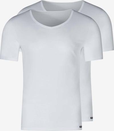 Skiny Unterhemd in weiß, Produktansicht