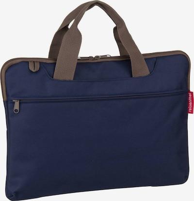 REISENTHEL Laptoptasche in blau / taupe, Produktansicht