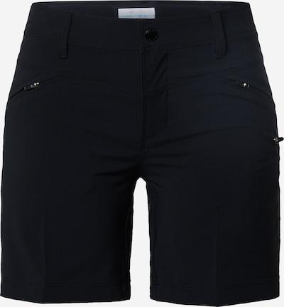COLUMBIA Shorts 'Peak To Point' in schwarz, Produktansicht