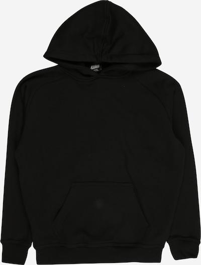 Urban Classics Kids Sportisks džemperis, krāsa - melns, Preces skats