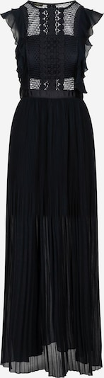 APART Abendkleid aus Netzware und Georgette in nachtblau, Produktansicht