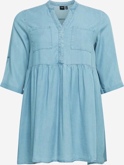 Vero Moda Curve Kleid 'Libbie' in hellblau, Produktansicht