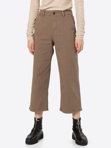 OBJECT Jeans in Bruin