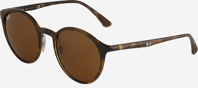 Ray-Ban Saulesbrilles '0RB4336' brūns / gaiši brūns, Preces skats