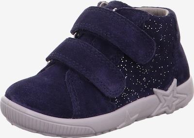 SUPERFIT Sneaker 'STARLIGHT' in navy / weiß, Produktansicht