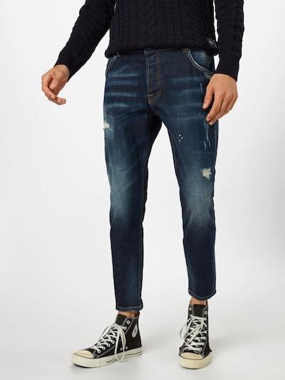 Goldgarn Jeans 'NECKARAU' in blue denim, Modelansicht