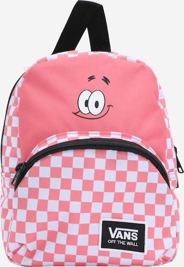 VANS Mochila 'GOT THIS' en rosa / negro / blanco, Vista del producto