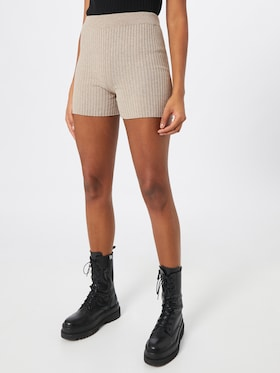 NU-IN shorts in beige