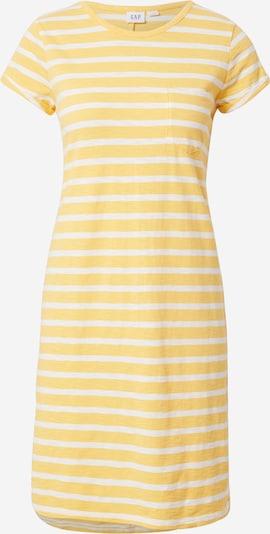 GAP Obleka | apno / bela barva, Prikaz izdelka