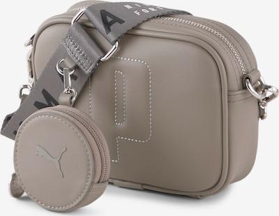 PUMA Shoulder Bag 'Sense' in Grey / Black / White, Item view