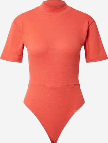 Public Desire Bodi, värv oranž