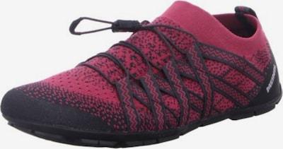 MEINDL Schuh in violettblau / dunkellila / offwhite, Produktansicht