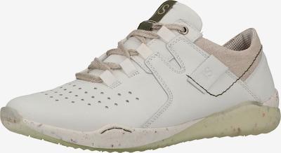 JOSEF SEIBEL Sneaker in beige / weiß, Produktansicht