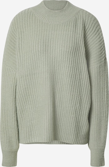 24COLOURS Sweater in Pastel green, Item view