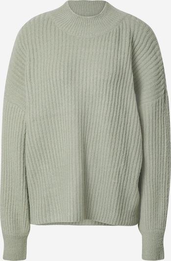 Pullover 24COLOURS di colore verde pastello, Visualizzazione prodotti