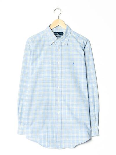 RALPH LAUREN Hemd in XXL in pastellblau, Produktansicht