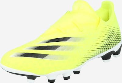 ADIDAS PERFORMANCE Zapatillas de fútbol en amarillo / negro / blanco, Vista del producto